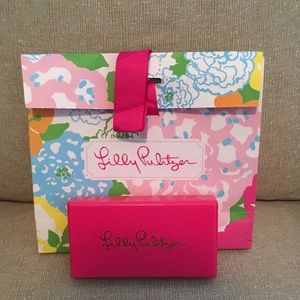 Lilly Pulitzer hand soap gift set